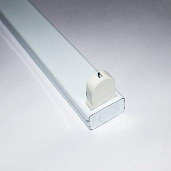 Einzigartig Fassung / Halter für LED Leuchtröhren 90 cm: Amazon.de: Beleuchtung QQ74