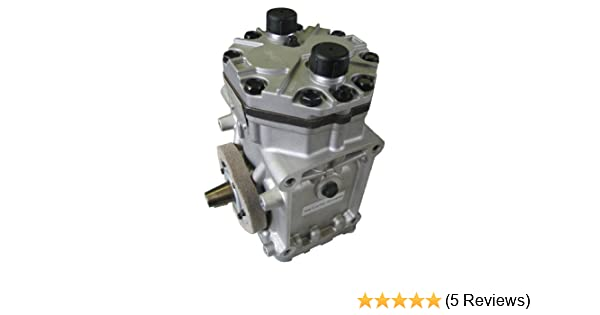 Amazon.com: Freightliner Kenworth Peterbilt York Style AC Compressor ET210L: Automotive