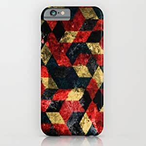 Society6 - Abstract Berries Pattern iPhone 6 Case by Maximilian San