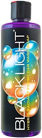 Car Wash Soap & Shampoo: Chemical Guys Black Light