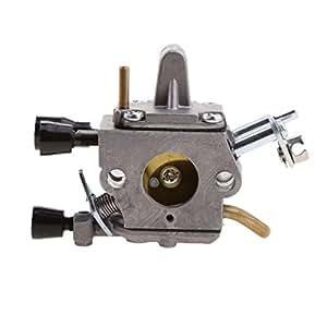 MonkeyJack Carburetor Carb For STIHL FS400 FS450 FS480 Trimmer Strimmer Brush Cutter