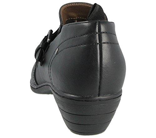 Footwear Foster Femme Foster Noir Footwear Escarpins 7wxTEqza