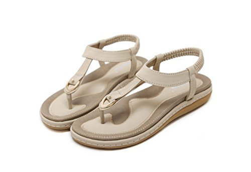 Albaricoque WLITTLE WLITTLE para Mujer Mujer Sandalias WLITTLE Mujer Albaricoque WLITTLE Sandalias Sandalias para para Albaricoque rqarA6