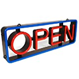 Horizontal Vertical LED Open Sign