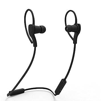 Keple | Bluetooth inalámbrico deportes correr entrenamiento en Ear auriculares auriculares de diadema con micrófono para