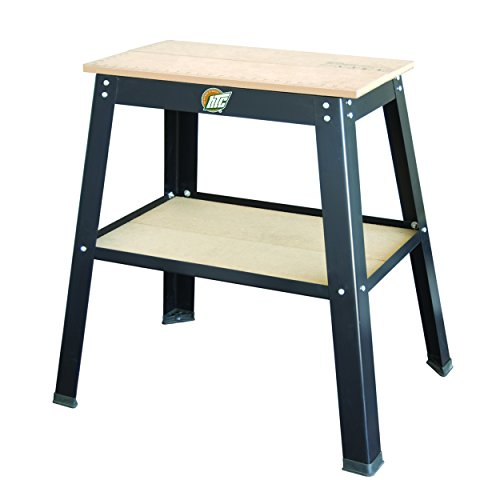 Expandable Tool Table For Bench Tools (HTC HTT-31), the Heavy Duty Bench Tool Table / Stand That Allows You to Work Anywhere