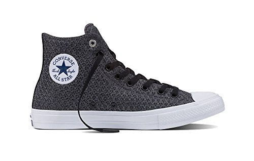 Converse Chuck Taylor II All Star Hi Top Oxford Sneaker Spacer Grey (11 B(M) US Women / 9 D(M) US M) (Converse All Star Oxford)