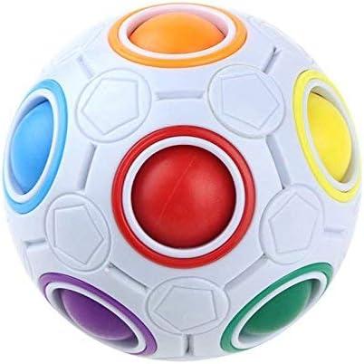 Ogquaton - Puzzle Creativo para niños y Adultos, diseño de balón ...