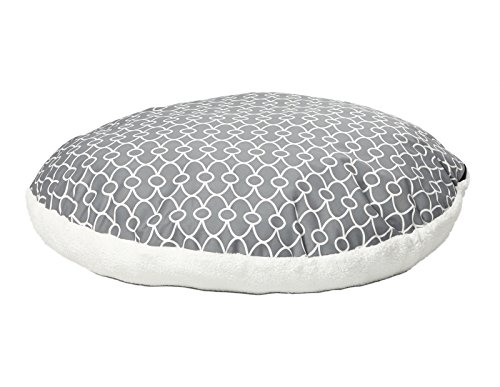 MidWest Homes for Pets Over-Stuffed Dog Bed feat Teflon with