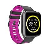 TechComm Swimmer Waterproof Bluetooth Smart Watch Heart Rate Monitor