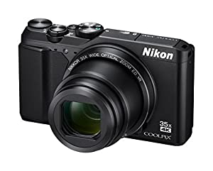 Nikon COOLPIX A900 Digital Camera (Black) by Nikon