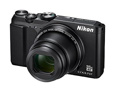 Nikon COOLPIX A900 Digital Camera (Black) from Nikon