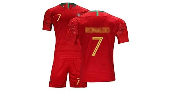 HSLIUQIUYI - Camiseta de fútbol # 7, Chaleco de Secado rápido ...