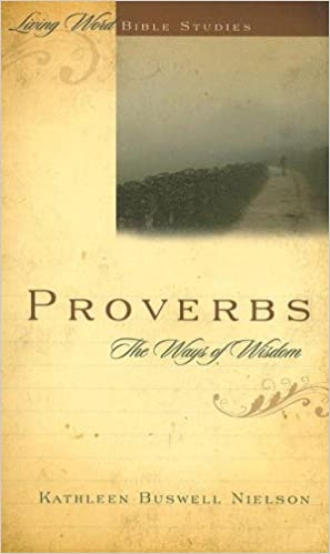 Proverbs bible study for young adults