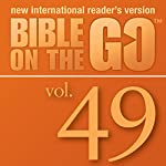 Bible on the Go, Vol. 49: Letters of John; Jude; Revelation (1 John 3; 3 John; Jude; Revelation 1-2, 4, 19) | Zondervan