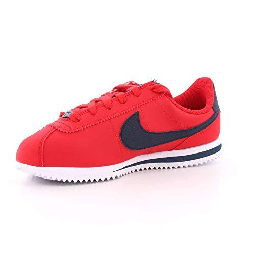 Cortez white gs Nike Basic Niños 600 Multicolor Red De obsidian Para Atletismo Sl Zapatillas university TxwBOgw