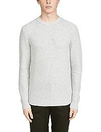 Men's Cashmere Stitch Crew Sweater