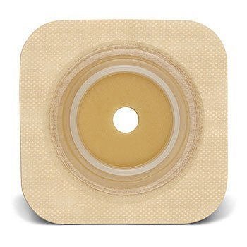 Natura Durahesive Flexible Skin Barrier w/flange (overall dimension 5