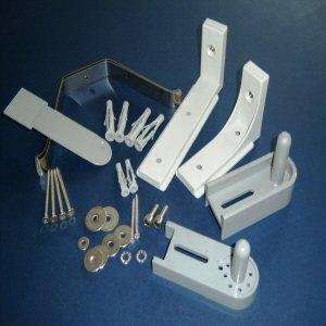 Naz Ideal Standard EE72501405 Old Style Space Bath Screen Fitting Kit