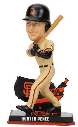Bean Bag Giants Francisco San (San Francisco Giants Pence H. #8 Nation Bobble)