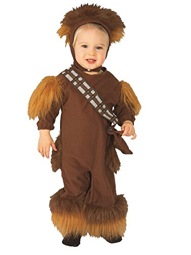 Star Wars Toddler Boys Chewbacca Costume Jumpsuit & Headpiece