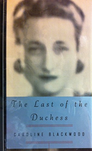 book cover of The Last of the Duchess