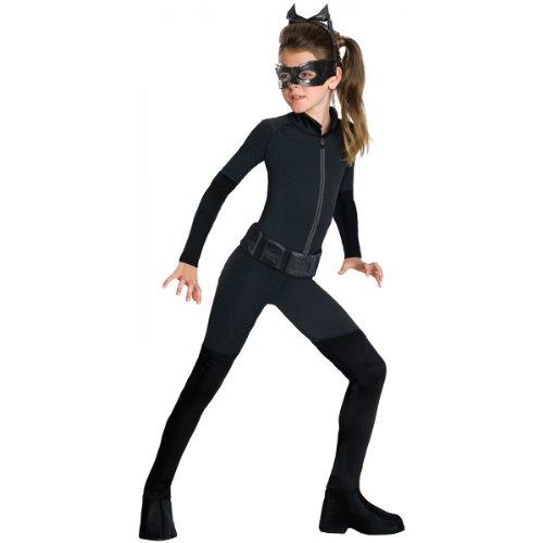 Batman Dark Knight Rises Child's Catwoman Costume - Large