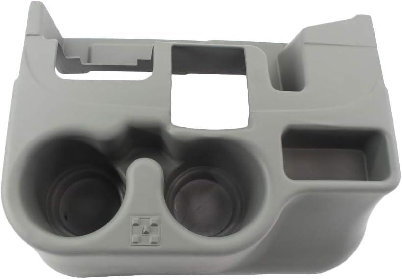 KKmoon Portabicchieri Console Centrale Ricambio per Dodge RAM 1500 2500 3500 2003-2012