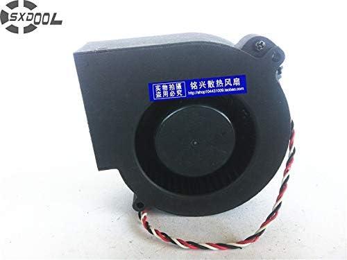 SXDOOL DB9733-12HBTL DC 12V 1.35A 9733 server inverter cooling fan