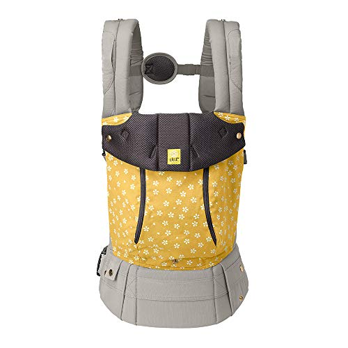 LÍLLÉbaby Complete All Seasons SIX-Position 360° Ergonomic Baby & Child Carrier, Yarrow - Lumbar Support from LILLEbaby