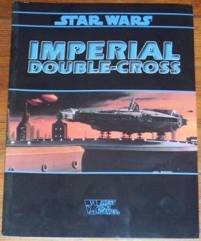 Star Wars: Imperial Double-Cross by Peter Schweighofer (Imperial Double Cross)