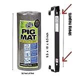 Pig Mat Oil Absorbent Pads Dispenser Bundle - 50