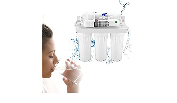 Sistema de Filtrado de Agua 3 + 2 etapas, 5 Evoluciones, Oficina ...