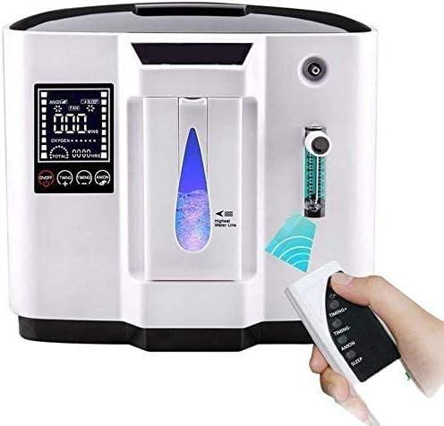 QXXNB Generador de concentrador de oxígeno portátil 1-6L / Min ...
