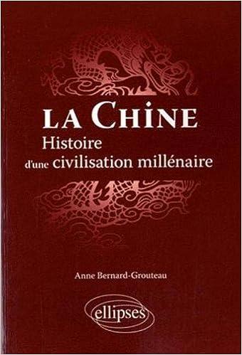 Lire un Histoire de la Chine pdf, epub ebook