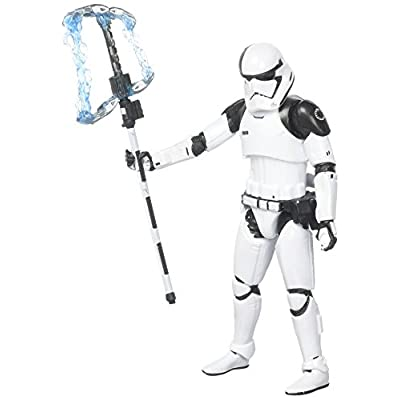 Star Wars The Black Series First Order Stormtrooper Executioner (The Last Jedi) Action Figure 3.75 Inches: Toys & Games
