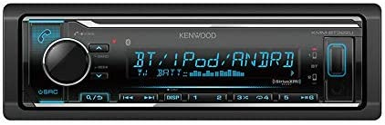 Kenwood KMM BT322 Player Bluetooth sirius product image