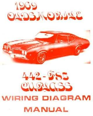 cutlass wiring diagram amazon com 1969 oldsmobile 442 cutlass f 85 wiring diagrams  1969 oldsmobile 442 cutlass f 85 wiring