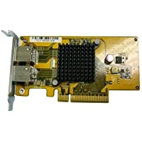 QNAP SP-X79U-1G2PORT - LAN-1G2T-U / QNAP Dual-Port Gigabit Network Expansion Card for TS-x79 Rackmount Model