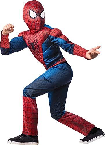 (Deluxe Spider-Man Costume -)