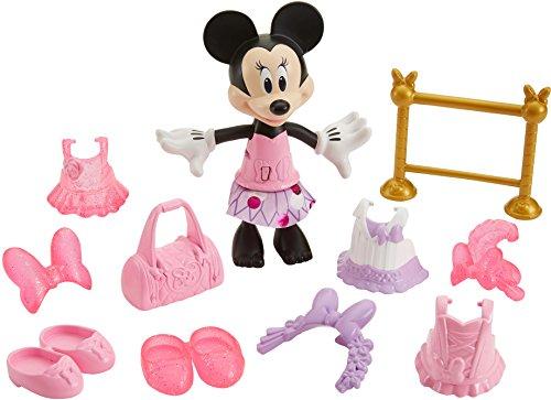 (Fisher-Price Disney Minnie Mouse Movie Star Ballerina Minnie Doll)