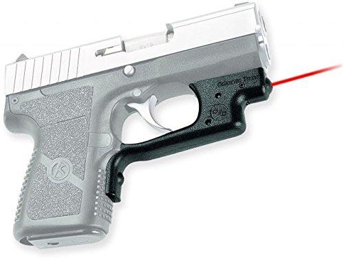 Crimson Trace Laserguard for Kahr Arms CT9, CT40, CM9, CM40, CW9, CW40, P9, P40, PM9, PM40, TP9, TP40 - LG-437
