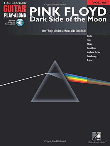 Pink Floyd: Dark Side of the Moon (Book & Online Audio) by Hal Leonard Publishing Corporation