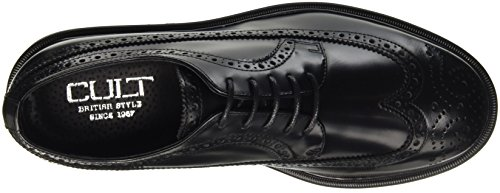 Basse 414 Scarpe Stringate Cult Ozzy Low Uomo Nero Oxford Black wHXfqZBx