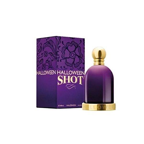 Halloween Perfumes Shot Women's Edt Spray, 3.4 -