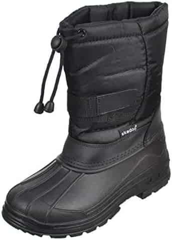 Ska-Doo Kids Cold Weather Snow Boots All Sizes