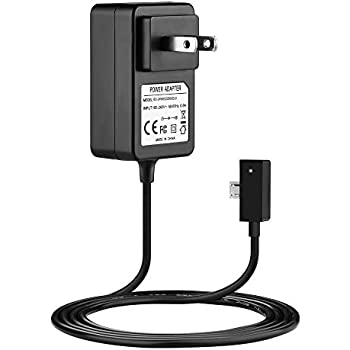 Amazon.com: 5V 2.5A 13W Portable AC Charger for Microsoft ...