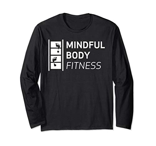 Mindful Body Fitness Logo Long Sleeves -
