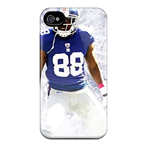 Tpu Fashionable Design New York Giants Rugged Case Cover For Iphone 4/4s New