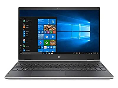 "HP Pavilion x360 Convertible 15.6"" FHD Touchscreen WLED 2 in 1 Laptop, Intel Core i5-8250U upto 3.4GHz, 8GB DDR4, 128GB SSD, Webcam, Bluetooth, Backlit Keyboard, Windows 10, Up to 10.5-hr Battery Life"